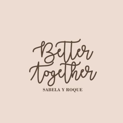 Diseño de la Libreta Better Together