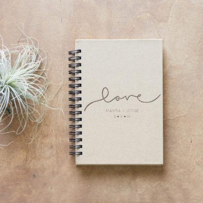 Libreta Love