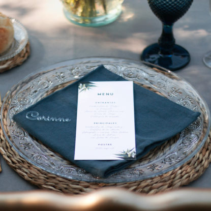 Sitting transparentes de metacrilato nombres para invitados de boda