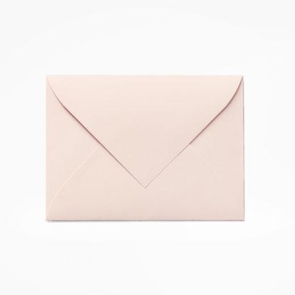 Sobre para invitaciones de boda C6 rosa palo