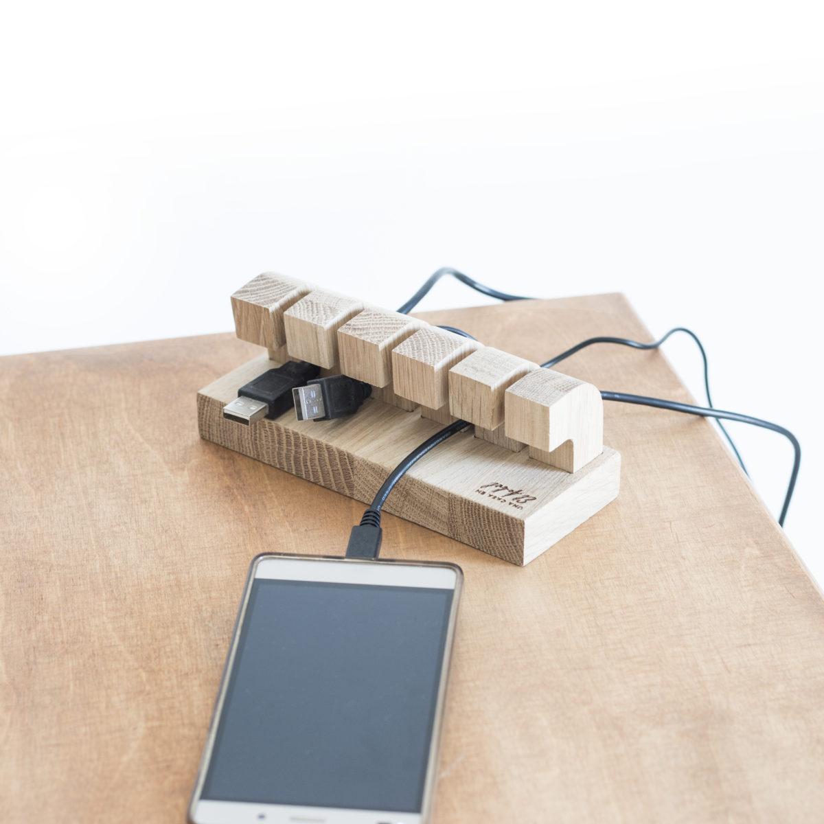 Organizador de cables