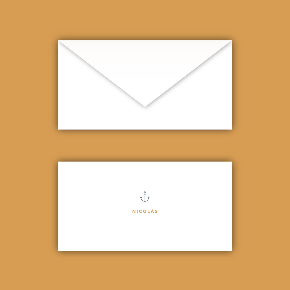 Invitación-sobre Marinera