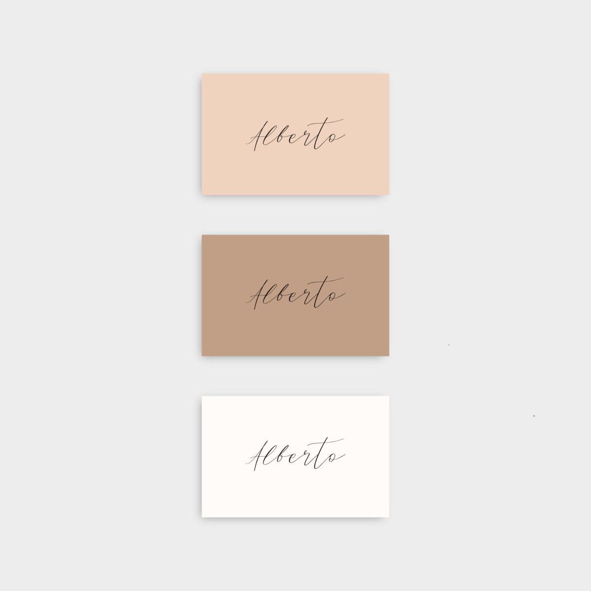 Marcasitios de papel clásicos